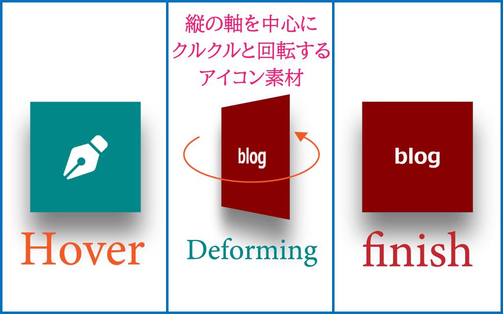 ページリンクアイコンのデザインイメージ