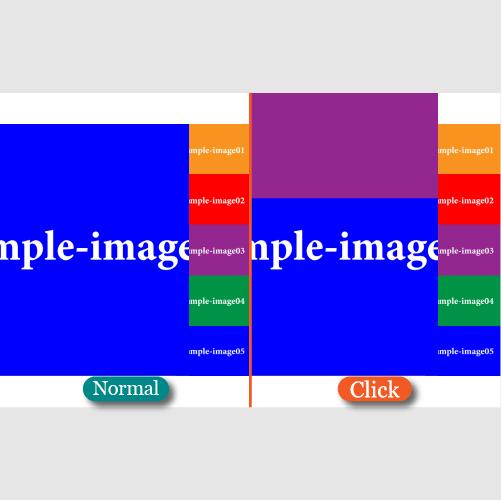 ギャラリー素材のデザインイメージ